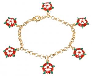 Tudor Rose Bracelet