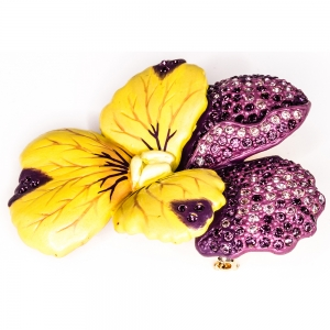 Violet Brooch (Large)