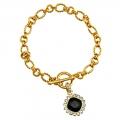 Ava Gardner Sapphire Bracelet