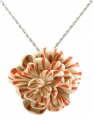 Carnation Pendant (Large)