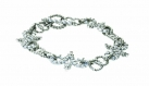 Cheapside Bracelet Silver-Plated