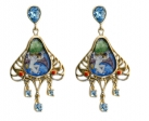 Cupid the Upholder Earrings