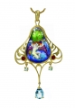 Cupid the Upholder Pendant
