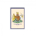 Diamond Jubilee Coat of Arms Jigsaw Magnet