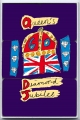 Diamond Jubilee Official Logo Jigsaw Magnet