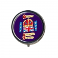 Diamond Jubilee Official Logo Pillbox