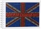 Diamond Jubilee Union Jack Notepad