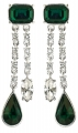 Durbar Emerald Earrings