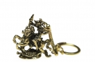 George & The Dragon Keychain