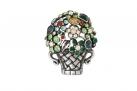 Giardinetti Flowerbasket Brooch