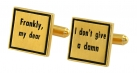 Gone With the Wind Cufflinks