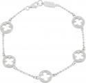 Gothic Quatrefoil Bracelet