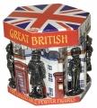 Great British 5 Figure Hexagonal Box Set