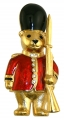 Guardsman Teddy Brooch