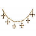 Historic Cross Bracelet