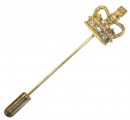 Jubilee Crown Stud Pin