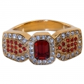 Judy Garland Ring Ruby