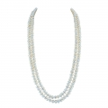 Large Long 120mm Pearl Necklace