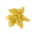March Daffodil Small Brooch Pin