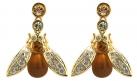 Napoleon Bee Earrings