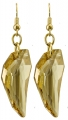 Origins Clear Crystal Claw Earrings