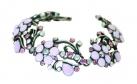 Pink Garland Bracelet