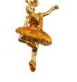 Pirouette Charm