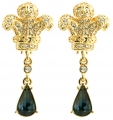 Prince of Wales Earrings