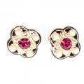 Pugin Medieval Style Earrings