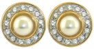 Queen Alexander Cluster Stud Earrings