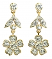 Queen Mary's Stomacher Drop Earrings