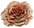 Rose Brooch (Large)