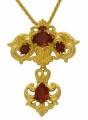 Rococo Jewelled Pendant