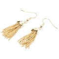 Roman Tassel Earrings