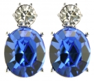 Imperial State Crown Earrings