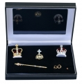 Seven Piece Coronation Crown Set