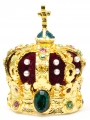 Miniature Crown of Norway Norwegian Crown Jewels
