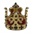 The Crown of Wenceslas of Bohemia - Miniature