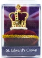 The Souvenir Coronation Crown - St. Edward's Crown