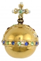 The Sovereign's Orb Stud-Pin