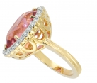 Townshend Rose Pink Ring