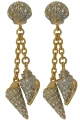 Treasures from the Sea duo earrings