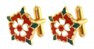 Tudor Rose Cufflinks