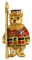 Yeoman Teddy Brooch