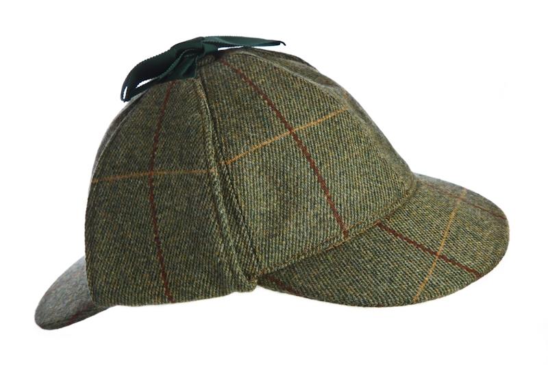 DEER STALKER HAT Hats - Beaver Countrywear 4d861cb5443