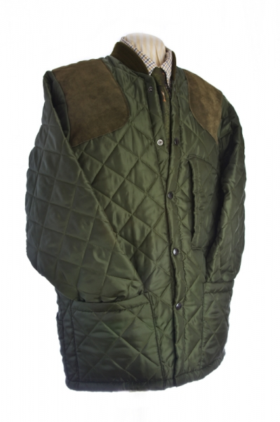 fde83bd7924aa QUILTED SHOOT JACKET Jackets - Beaver Countrywear