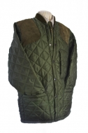 QUILTED SHOOT JACKET