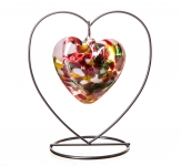 Globes & Hearts with  Stand
