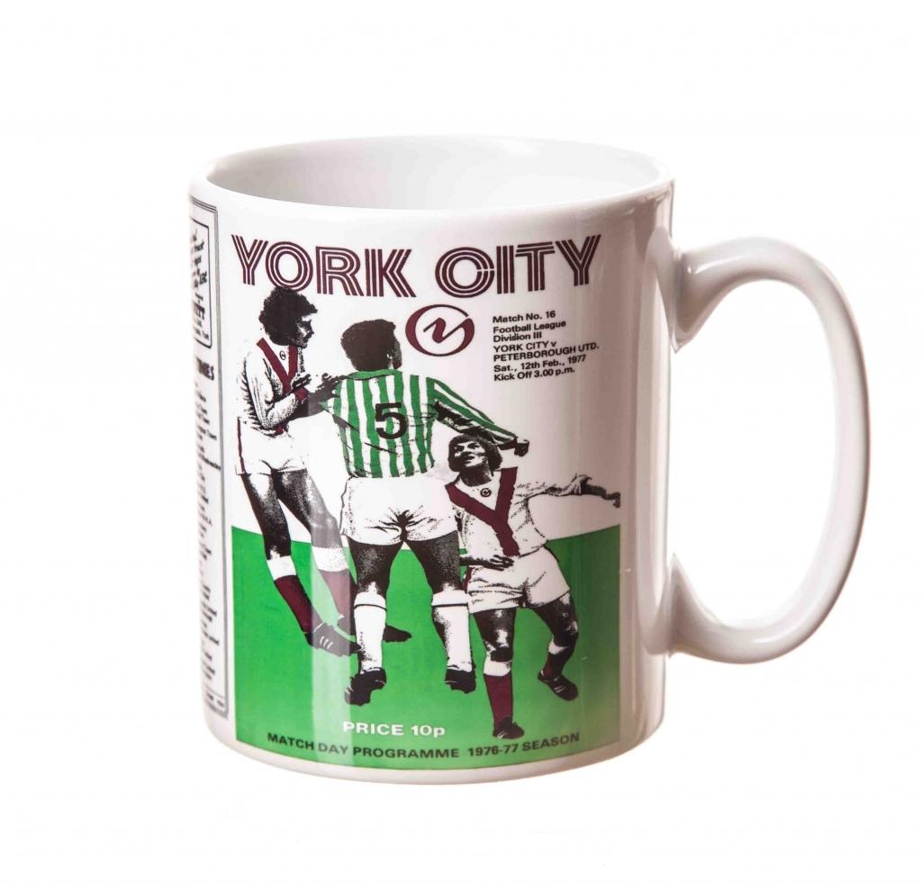 York City FC Ceramic Mug//Cup