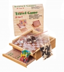 Travel  games box